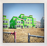 Far Rockaway, Queens..From the series Fake Polaroids.http://www.stefanfalke.com/.