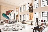 Home of gallerist Gian Enzo Sperone (Sperone Westwater)
