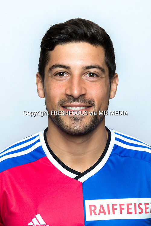 09.07.2014; Rottach-Egern; Fussball Super League - FC Basel;<br />Davide Calla (Basel) (Andy Mueller/freshfocus)
