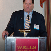 The Manhattan Chamber of Commerce Annual Economic Outlook Breakfast was held at the New York Athletic Club in New York on April 4, 2011. The breakfast was sponsored by Wells Fargo.