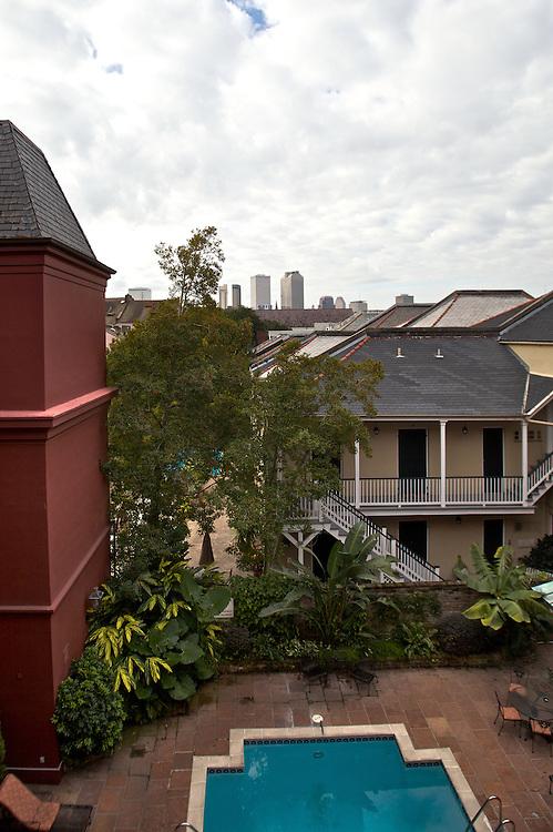 Le Richelieu Hotel, French Quarter, New Orleans, LA