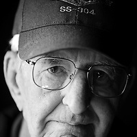 Bozeman resident Richard Clower served as a Radioman 2nd Class aboard the submarine USS Seahorse during World War II.