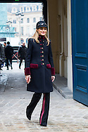 Olivia Palermo at Alexis Mabille SS2017