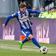 UTRECHT - FC Utrecht - SC Heerenveen , Voetbal , Eredivisie , Seizoen 2016/2017 , Stadion Galgenwaard , 05-02-2017 ,   SC Heerenveen speler Arber Zeneli