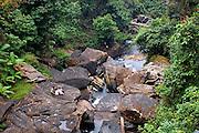 Pakse waterfalls