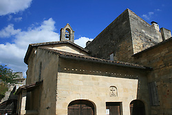 Ancient Church, Saint-Emilion