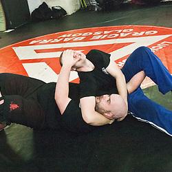 IKMS Krav Maga class at Battlefield Gym 14/11/2011