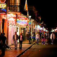 November 2008, New Orleans, Louisiana.