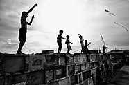 Philippines - Life amongst the dead - Black and White set