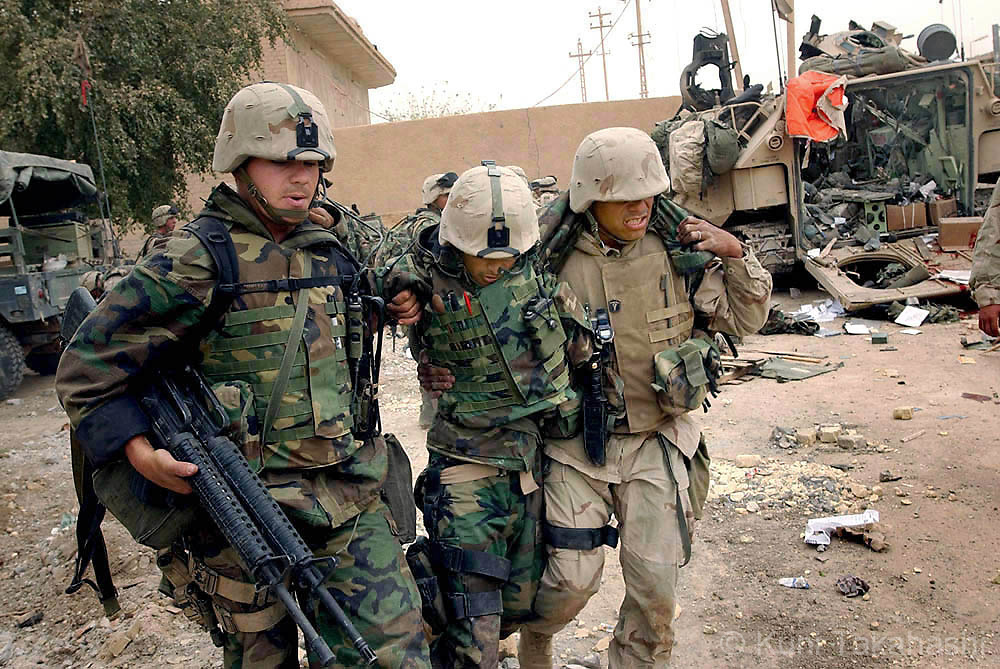 a study of the 2003 invasion of iraq Dearsley, justine --- the use of force in international law a case study - the  invasion of iraq, 2003 [2004] canterlawrw 5 (2004) 10 canterbury law  review.