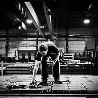 Soumagne, Belgium 10 November 2011<br /> Joskin Company, agricultural equipment manufacturers.<br /> Photo: Ezequiel Scagnetti