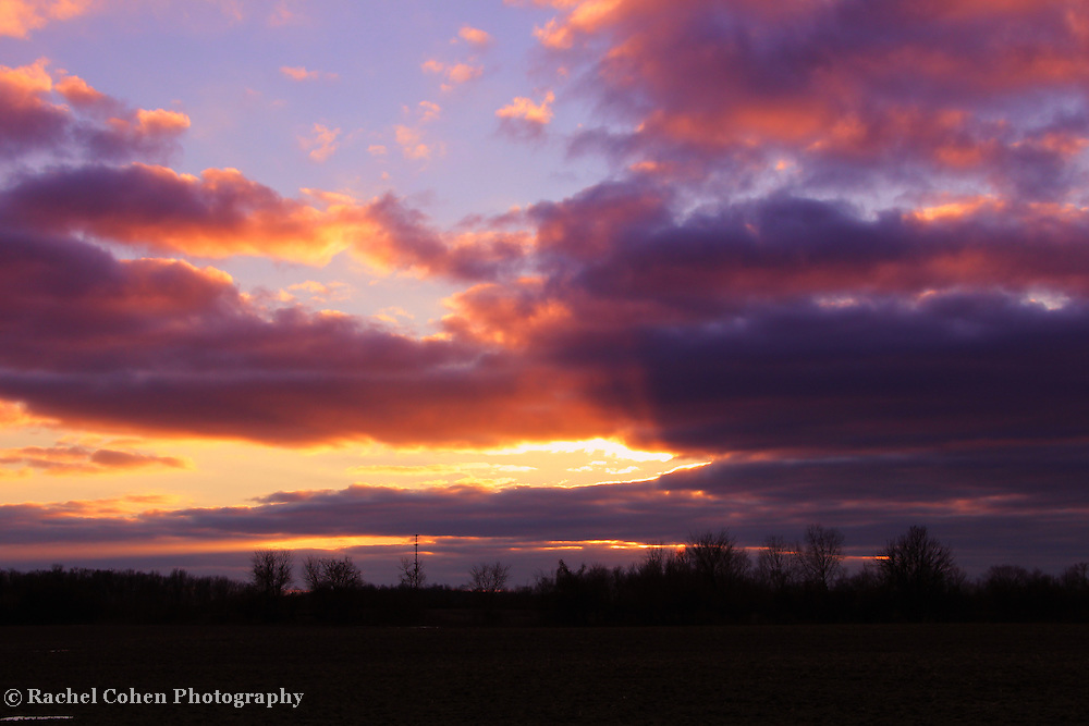 &quot;The Heavens Opened&quot;<br />