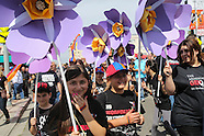 Protest Marks 101th Anniversary of Armenian Genocide