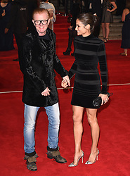 Spectre World Premiere: The CTBF Royal Film Performance at The Royal Albert Hall, South Kensington, London on Monday 26 October 2015
