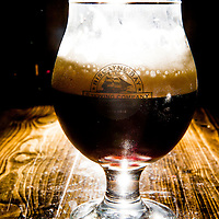 MIAMI, FLORIDA -- July 11, 2015 -- La Colada Porter is seen at the new Biscayne Bay Brewing Company in Miami, Florida.  (PHOTO / CHIP LITHERLAND)