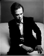 Nick Cave in New York City