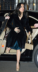 FEB 15 2013 Reception at 10 Downing St., for start of London Fashion Week
