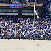 Royals World Series Championship Parade; Kansas City, Missouri.