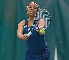 2014 A&T Women's Tennis vs Wofford