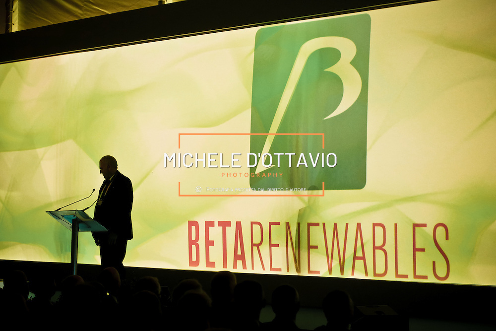 La Beta Renewables Mossi & Ghisolfi a Crescentino (VC) Italy.  Il primo impianto al mondo per la produzione di biocarburanti di seconda generazione