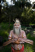 Major Sumner of Ngarrindjeri people.