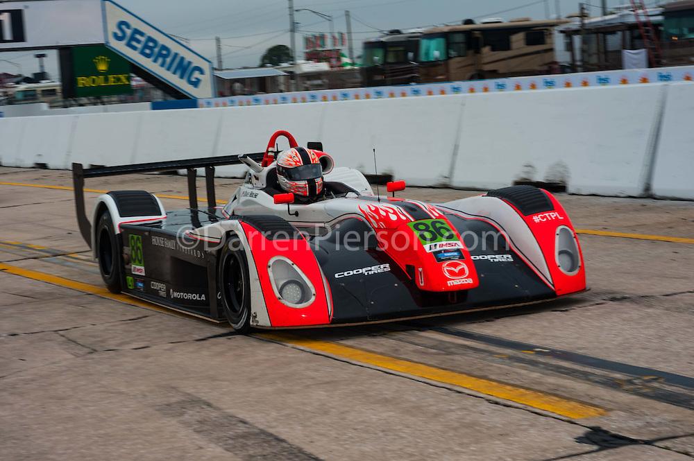 #86 ONE Motorsports Elan DP-02: Dave House