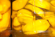 Mauritius. Mango's in syrup.