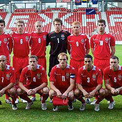 091010 Wales U21 v Bosnia-Herzegovina