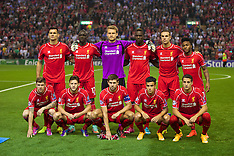 140916 Liverpool v Ludogorets