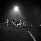 1963 - Burnley v Manchester City at Dalymount Park