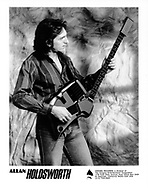 Allan Holdsworth on Enigma Records<br /> photo from promoarchive.com/ Photofeatures