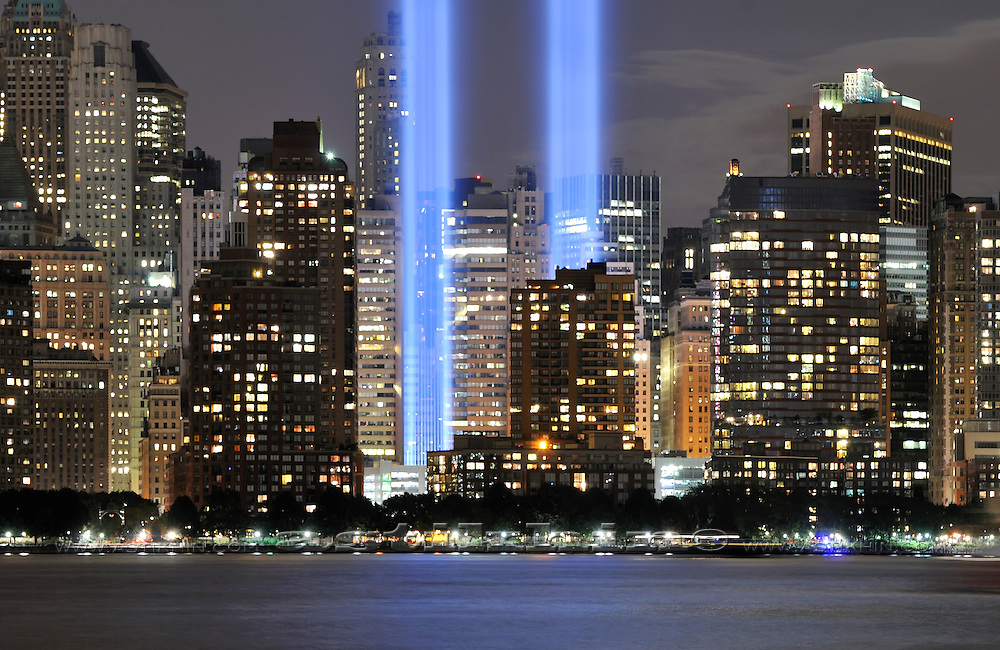 Manhattan, Tribute in Light.