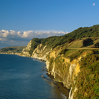 White Cliffs near Pukearuhe