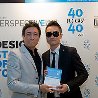 40 UNDER 40 PERSPECTIVE MAG AWARDS