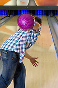 Bowling player - KUKUBARA - Bowling Center & Hotel
