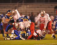 Oxford High vs. Jackson Provine in MHSAA football playoff action in Oxford, Miss. on Friday, November 9, 2012.