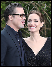 MAY 08 2014 Angelina Jolie at Maleficent film reception