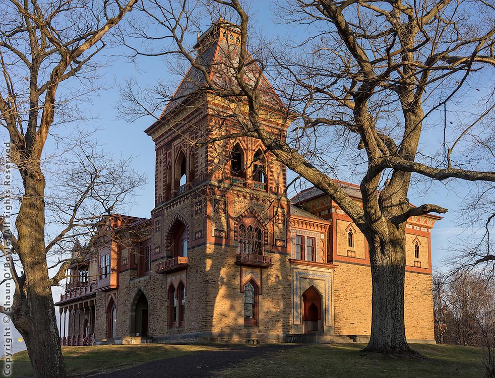 Olana, Frederick Edwin Church's home.