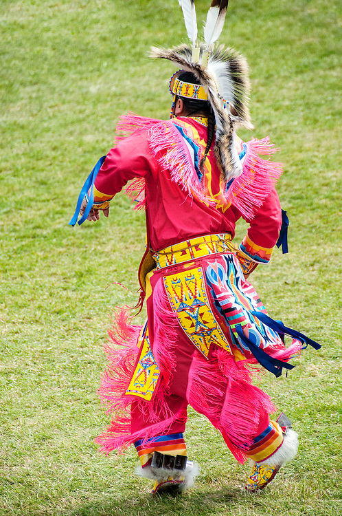 St. Mary's First Nation PowWow in Fredericton, New Brunswick, Canada