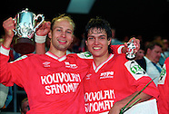 Suomen Cupin loppuottelut - Finnish Cup Finals