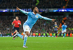 151208 Man City v Borussia Monchengladbach