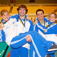 Cagnotto Tania ITA<br /> Stoccolma 2008<br /> <br /> photo: Deepbluemedia.eu<br /> <br /> Swimming, Diving, Synchronised Swimming, Open Water Swimming
