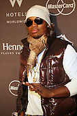 Ne-Yo's Birthday Celebration held at The Whiskey Room in The W Hotel on October 28, 2008