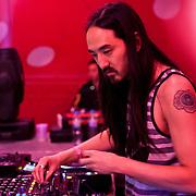 Sao Paulo, Brazil - Kaballah eletronic music festival , Steve Aoki