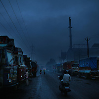 Vapi is a region overwhelmed by industrial pollution. More than 50 industries poison the local soil and groundwater with pesticides, PCBs (carcinogenic chemicals), chlorine, chromium, mercury, cadmium, dyes, and lead. Mercury in Vapi's groundwater is reported to be 96 times higher than WHO (World Health Orginazation) standards.