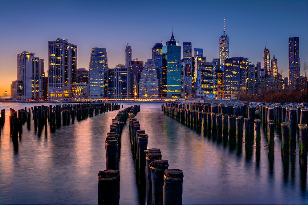 New York, Brooklyn Bridge Park, Brooklyn, NY.