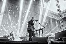 Radiohead at The Greek Theater - Berkeley, CA - 4/17/17