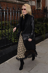 Gillian Anderson attends The Working Title Pre BAFTA VIP Brunch at the Chiltern Firehouse, London on Saturday 7 February 2015