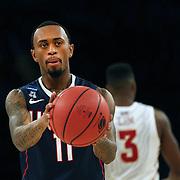 2014 NCAA Division 1 Men's Basketball Championship. New York.