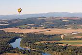 Oregon - Eola Hills aerials